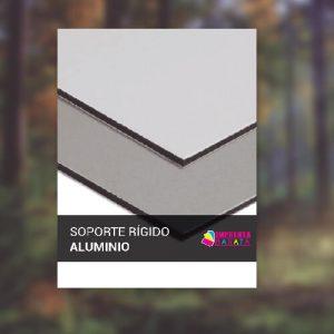 Imprimir Soportes Rigidos en Aluminio Baratos en Barcelona