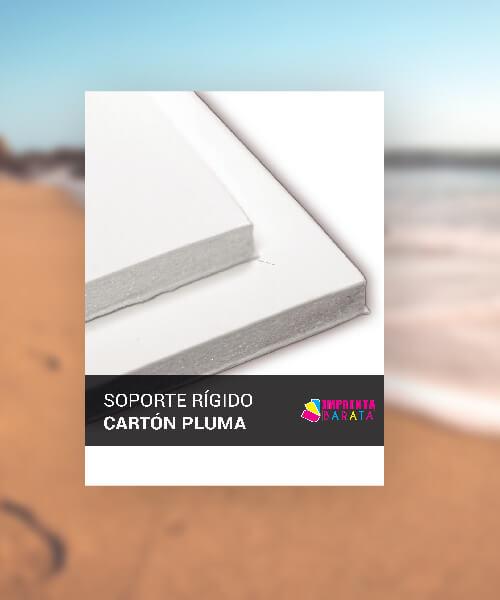 Imprimir en cartón pluma
